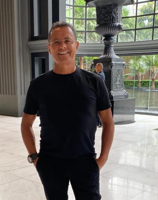 Adilson Lourenço é presidente da Artcom