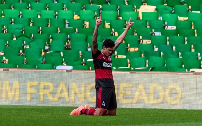 Crédito: Marcelo Cortes / Flamengo
