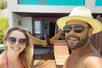 Marcos e esposa, Lu Marchioto. Crédito: Reprodução/Instagram