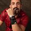 Kaysar Dadour, ator. Crédito: Reprodução/Instagram