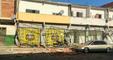 Uma casa desabou no bairro Serra Dourada III, na Serra, nesta terça-feira (14)