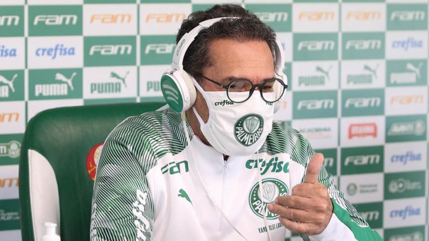 Luxemburgo fala sobre 'Palmeiras x Corinthians como nunca se viu ...