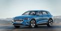 Audi E-tron possui dois motores que entregam até 408 cv de potência