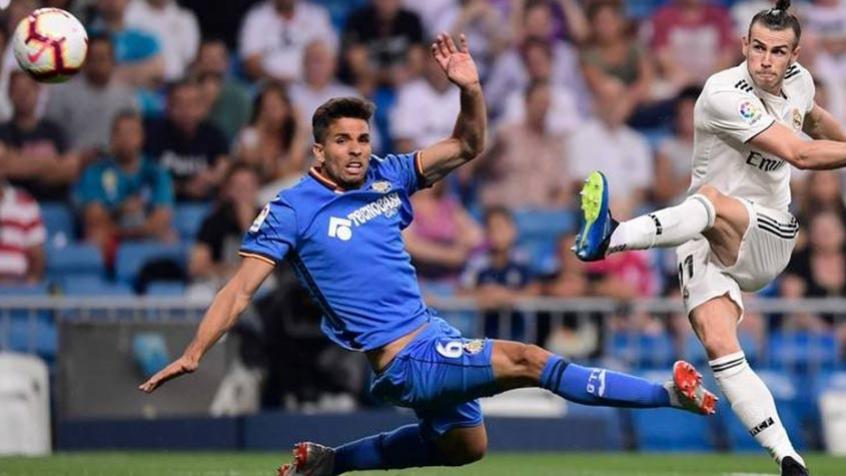 Crédito: Leandro Cabrera começou a temporada no Getafe e foi para Espanyol em janeiro (AFP