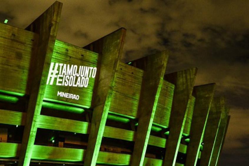 Crédito: Acordo entre Cruzeiro e Minas Arena está bloqueado no momento pela Justiça-(Divulgação/Mineirão