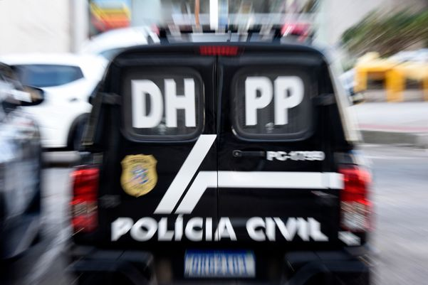 Viatura da Polícia Civil - DHPP