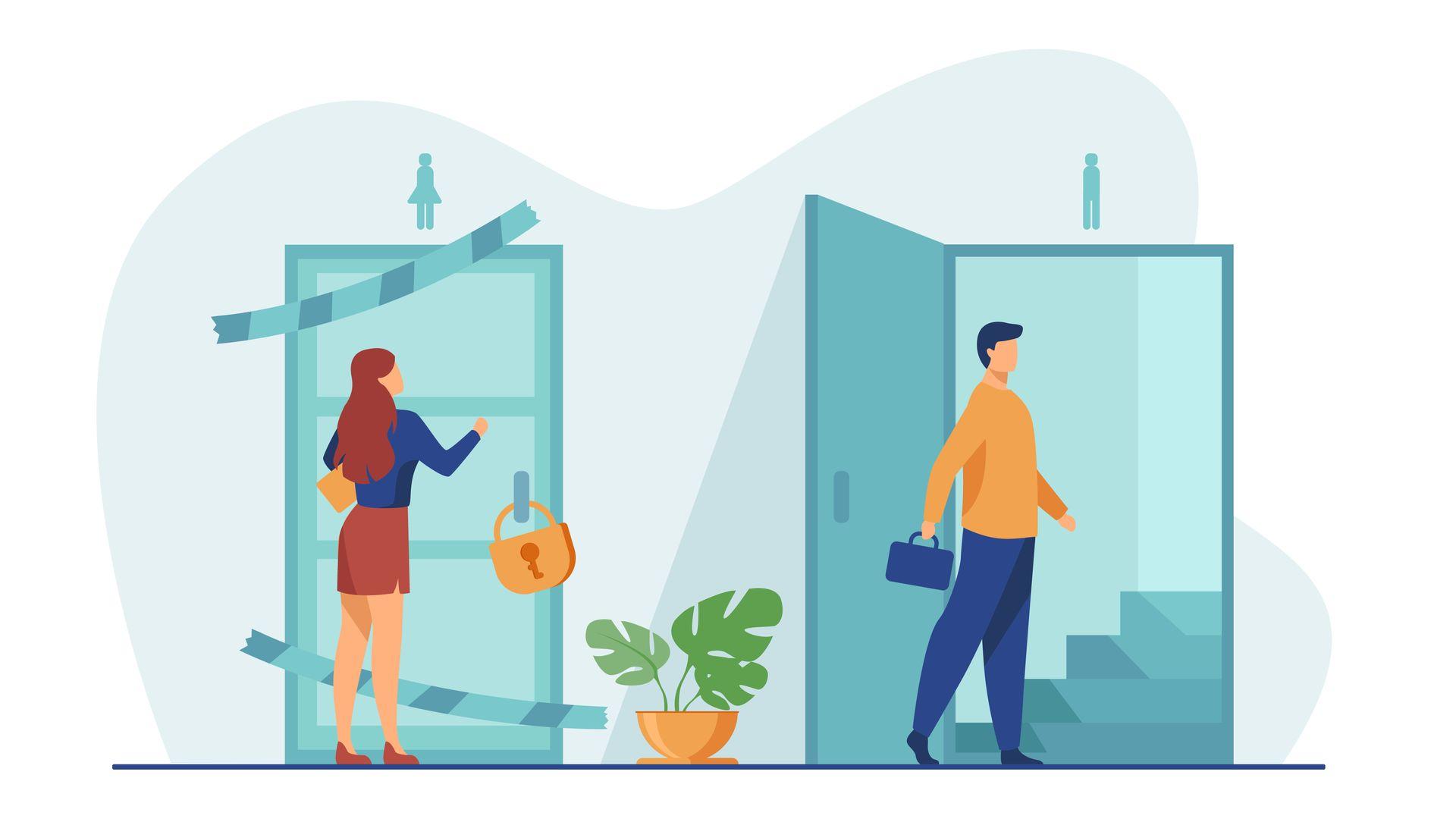 Desigualdade salarial e discriminação podem aumentar no mercado de trabalho