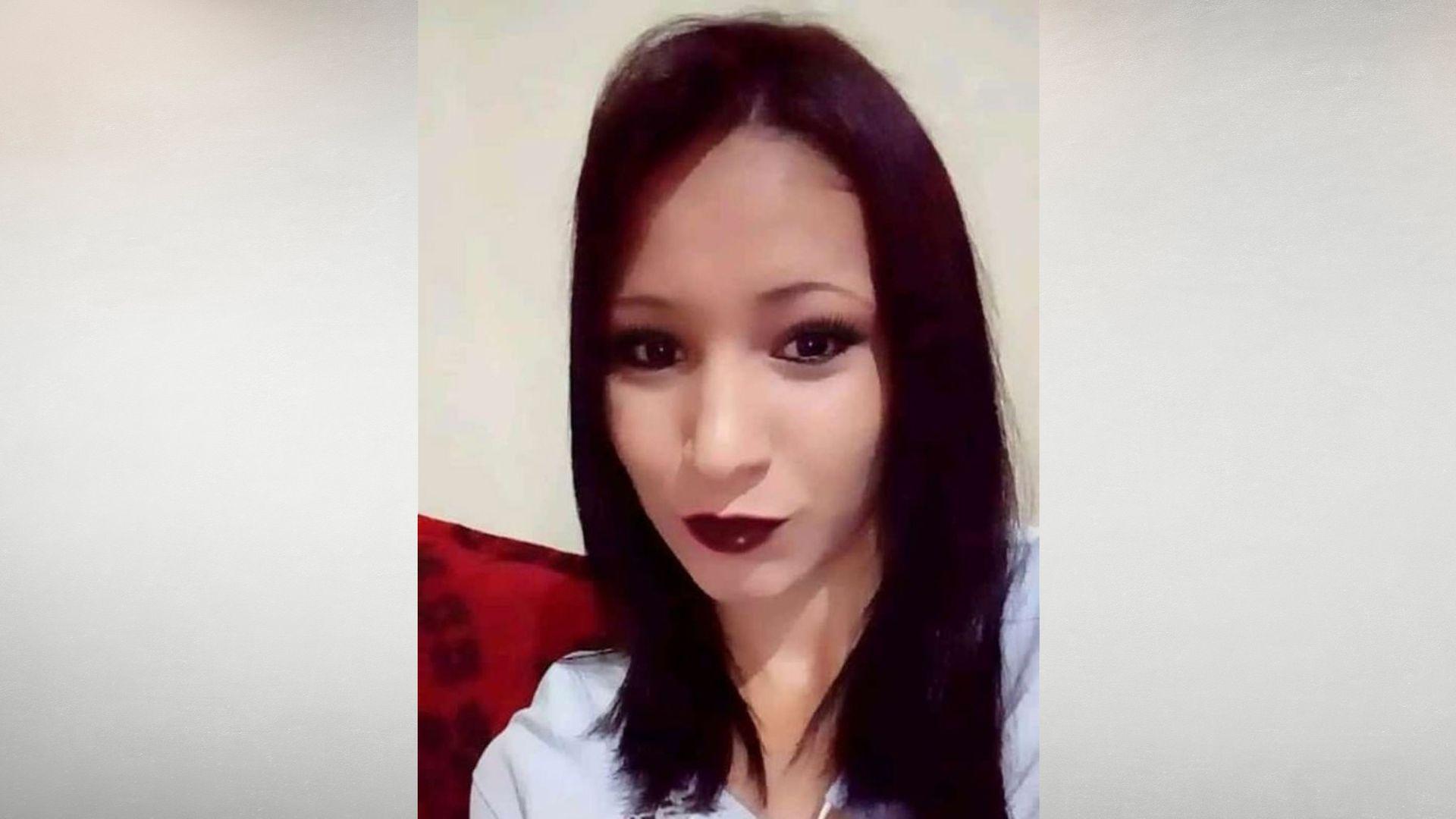 Paula Reinoso, de 21 anos, foi morta a facadas