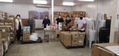 A Serra também foi contemplada no Ciclo Saúde, que distribuiu material a unidades de saúde.