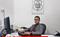 Leonardo Amorim, Delgado da Polícia Civil em Ecoporanga . Crédito: Itamar Júnior/ AgitaEco