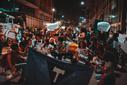Em 2019, o Dia da Visibilidade Lésbica foi comemorado com uma passeata no Centro de Vitória. Crédito: Thais Carletti