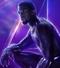 Chadwick Boseman, como o herói Pantera Negra. Crédito: Reprodução | Instagram @chadwickboseman