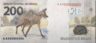 Nota de R$ 200 tem itens e informações que permite identificar se é verdadeira