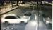 Homem conseguiu escapar de carro que subiu a calçada após acidente em Vila Velha