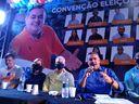 Convenção do PROS em Cariacica oficializou candidatura de Sandro Locutor