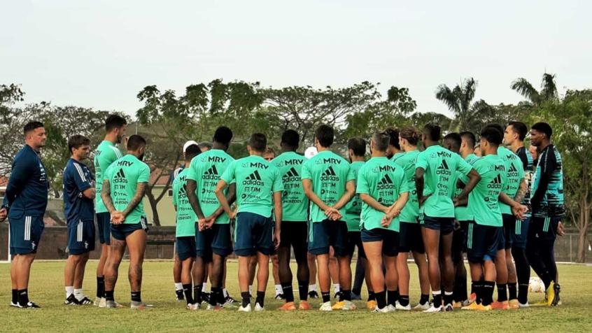 Crédito: Flamengo