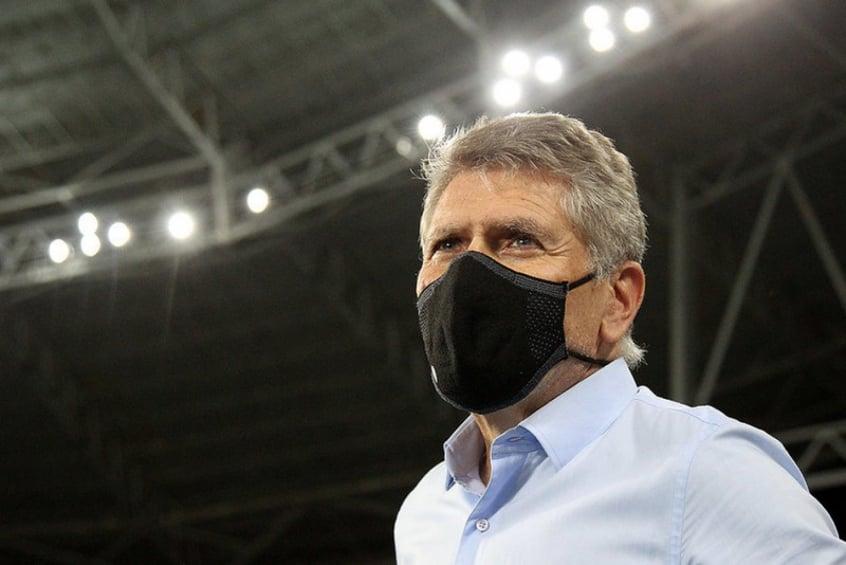 Crédito: Paulo Autuori é o treinador do Botafogo (Vítor Silva/Botafogo