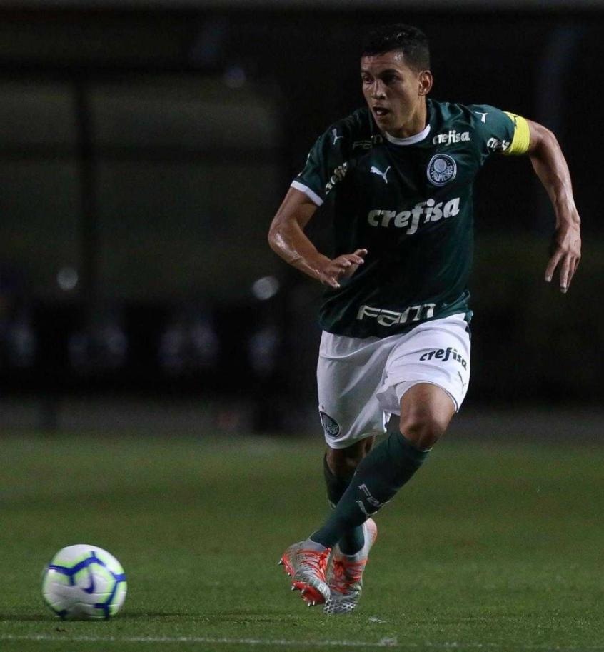 Crédito: Divulgação/Palmeiras