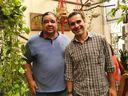 Silvestre Tavares e Leonardo Dantas