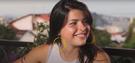 A cantora Julia Mestre