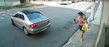 Essas três manobras foram feitas na segunda-feira (21). O motorista já foi identificado, segundo agentes da Guarda Municipal de Vitória