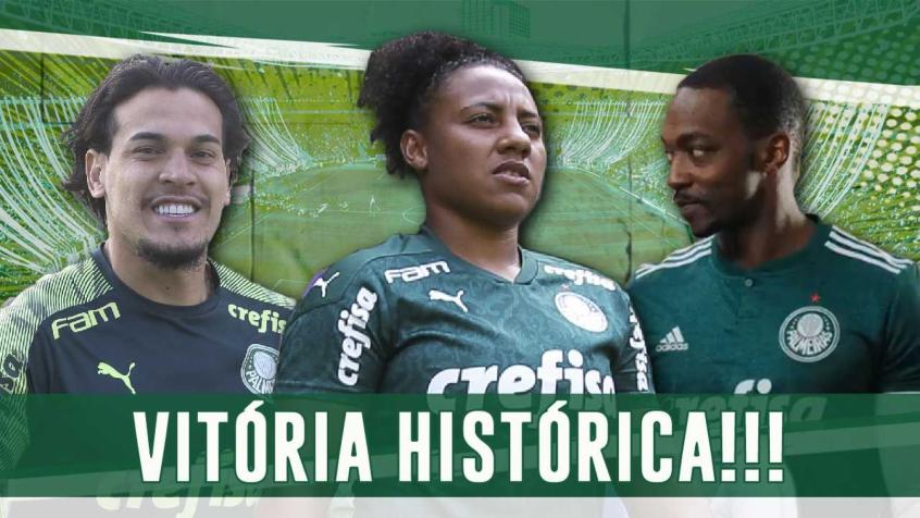Crédito: Tudo sobre a quinta-feira (24 do Palmeiras (Reprodução)