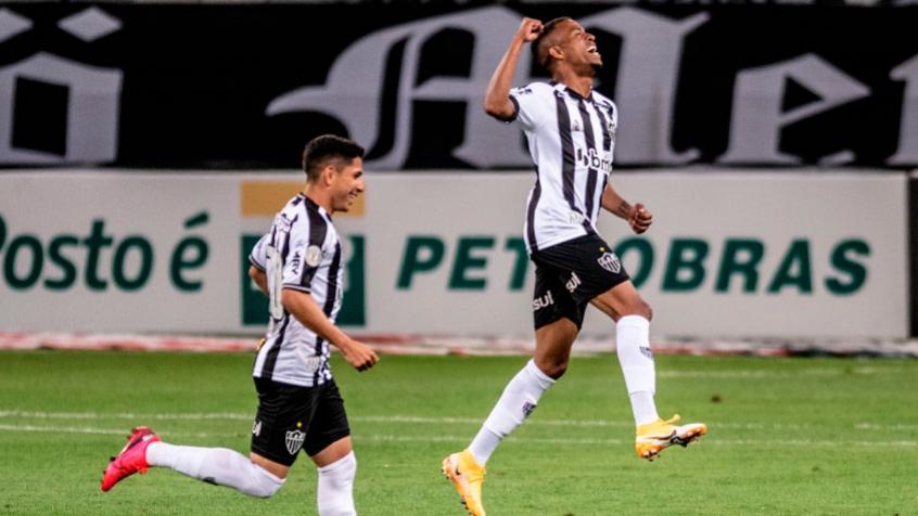 Crédito: Keno mais uma vez foi o nome do jogo para o Galo, líder do Brasileirão 2020-(Yuri Laurindo/Ofotografico/Lancepress!