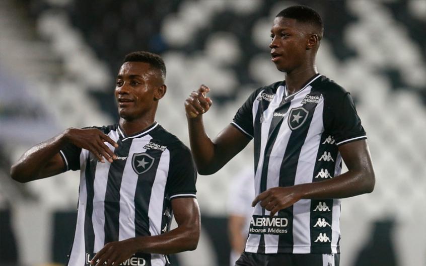 Crédito: Botafogo vem de classificação na Copa do Brasil diante do Vasco - Vítor Silva/Botafogo