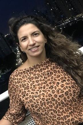 Marcela Ferreira Paes, Coordenadora do Núcleo Incubador de Vila Velha. Organizadora e mediadora das Lives de Empreendedorismo feminino.