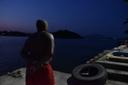 Quatro pessoas foram assassinadas na Ilha do Américo, na Baía de Vitória, nesta segunda-feira (28)
