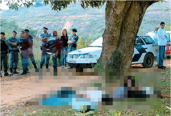 Chacina em Cariacica: crime aconteceu em 2011. Quatro homens foram mortos por furtar latinhas