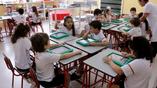 Sala de aula infantil IPE