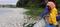 Peixes mortos encontrados em Linhares. Crédito: Secretaria Municipal de Meio Ambiente de Linhares