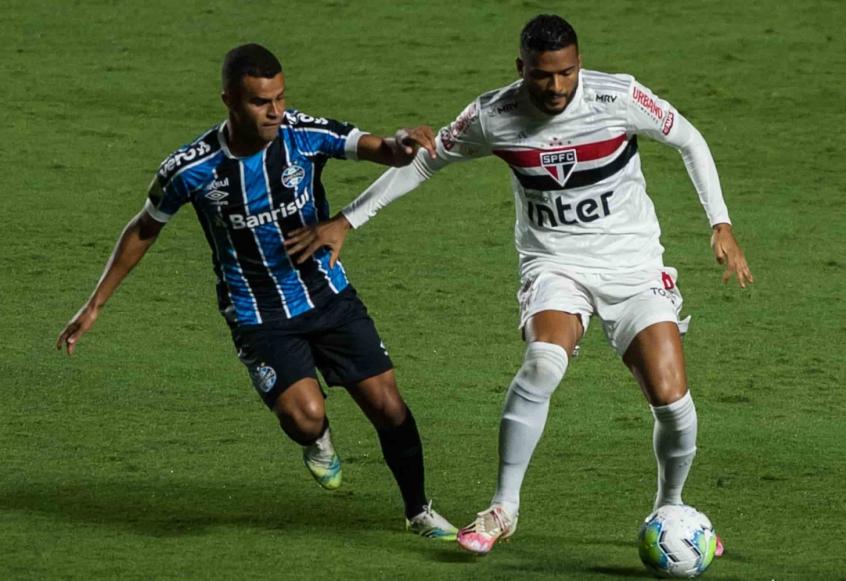 Crédito: Clássico nacional ficou no empate sem gols (Fotoarena Maurício Rummens Agência Lancepress!