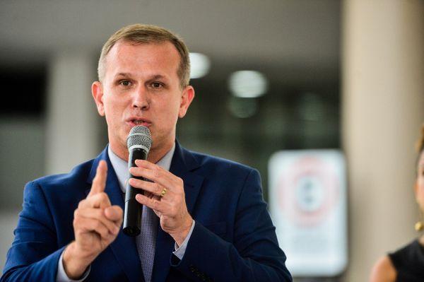 Coronel Nylton é candidato a prefeito de Vitória pelo partido Novo