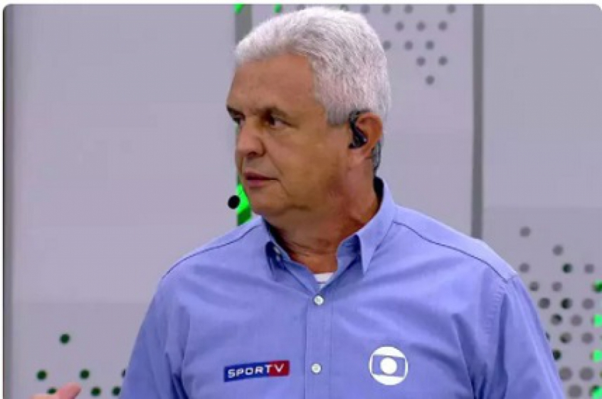 Crédito: Márcio Rezende de Freitas foi comentarista de arbitragem durante 14 anos na TV Globo-(Reprodução/TV Globo