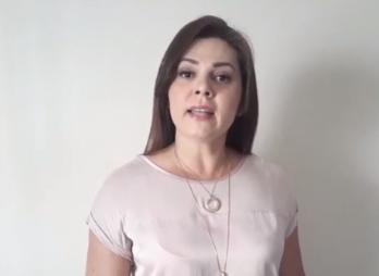 Candidata a prefeita de Vila Velha