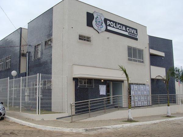 Delegacia de Pinheiros, no Norte do Espírito Santo