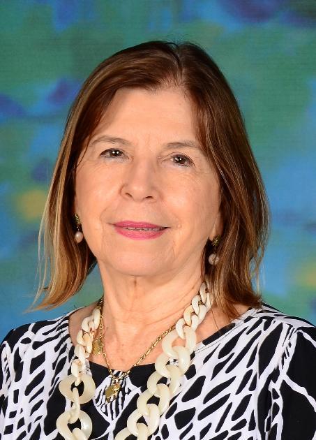Regina Coeli Faustini Baglioli, diretora-geral do Colégio Sagrado Coração de Maria
