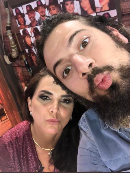 Luiza Ambiel e Cartolouco