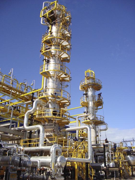 Unidade de Tratamento de Gás em Cacimbas, Linhares, da Petrobras, deve receber novos investimentos