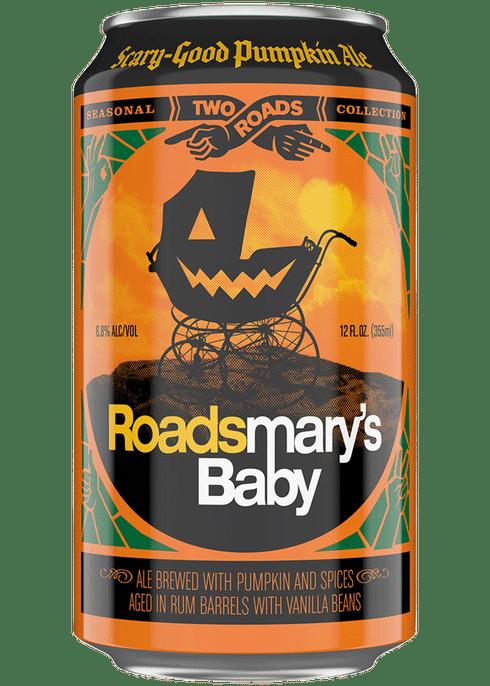 Cerveja Roadmary's Baby Pumpkin Ale: lançamento da cervejaria Two Roads