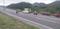 Acidente é registrado em Cidade Pomar, na Serra . Crédito: Leitor   A Gazeta