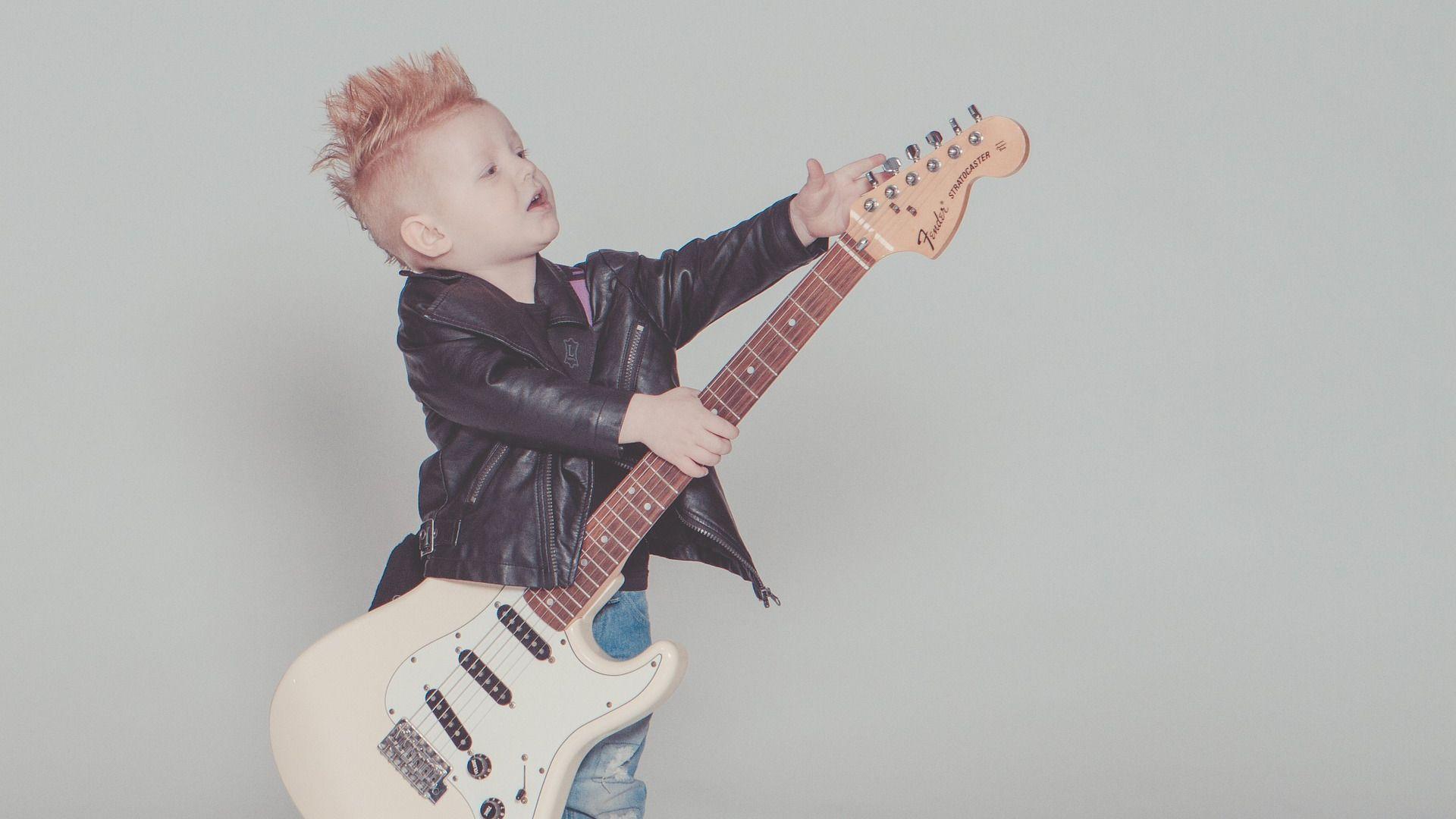 Bebê roqueiro: gênero ainda resiste entre os mais jovens, embora não tenha mais a mesma popularidade de antes entre esse público