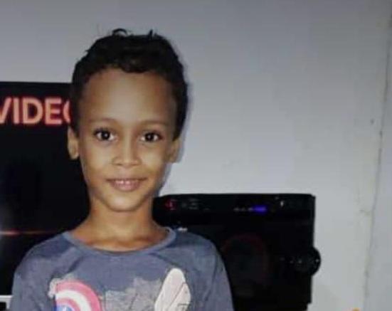 Dhavi Silvestre, de 8 anos,  morto a facadas pelo primo em São Mateus