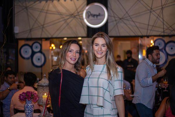 As irmãs Tatiana e Thais Bresciane
