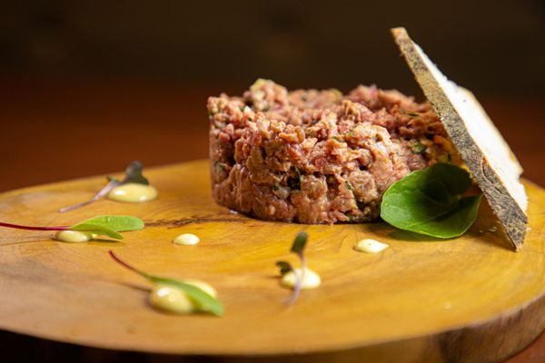 Ona κρέας από το Dona Raposa Bar and Restaurant στο Jardim da Penha