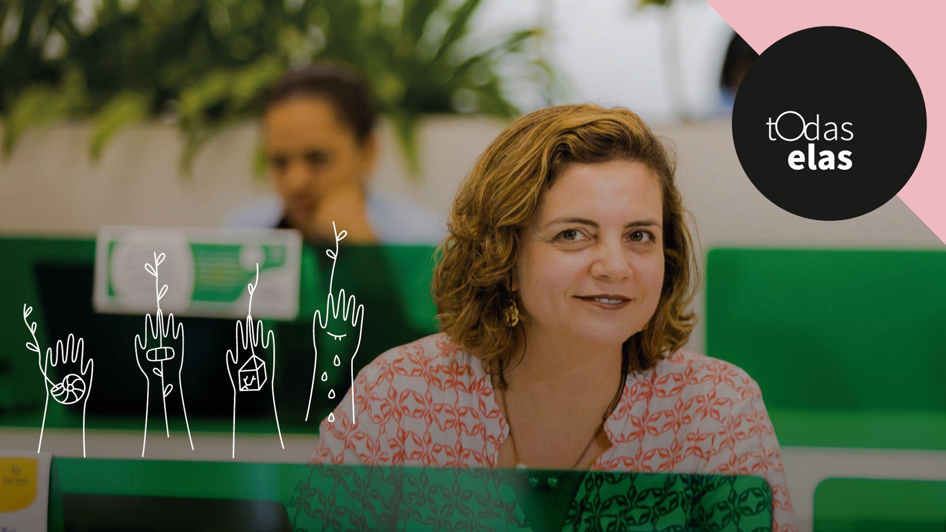 Marisa Ferreira Miranda revela que a meta da Suzano é ter 30% de mulheres em cargos de liderança até 2025