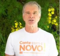Bernardinho apoia o candidato Coronel Nylton (Novo)