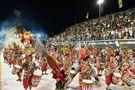 Carnaval de Vitória 2020: desfile da escola de samba Unidos de Jucutuquara, no Sambão do Povo